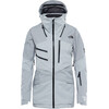 The North Face W's Fuse Brigandine Gore Jacket Vaporous Grey Fuse